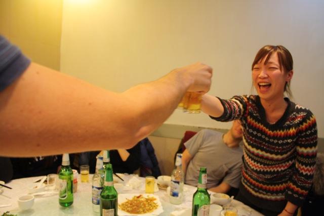 Prost in China – Ganbei – eine Anekdote mit Gesichtsverlust