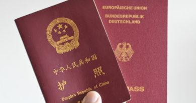 Wann kommt die doppelte Staatsbürgerschaft für Auslandschinesen?